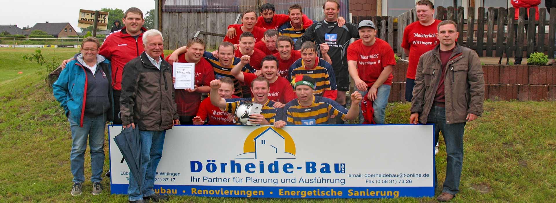 Dörheide-Bau Wittingen - Slider - Sponsoring