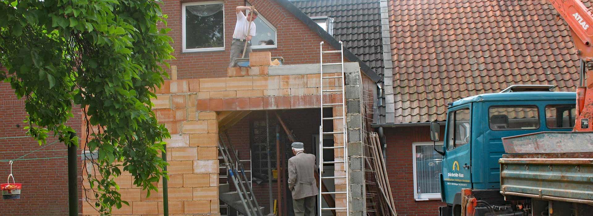 Dörheide-Bau Wittingen - Slider - Hausbau