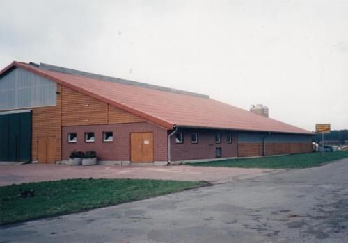 Dörheide-Bau Wittingen - Galerie Neu- und Umbau